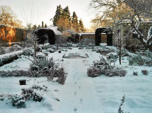 garden for winter